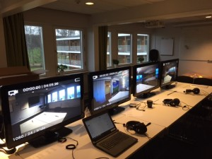 Command room salestraining